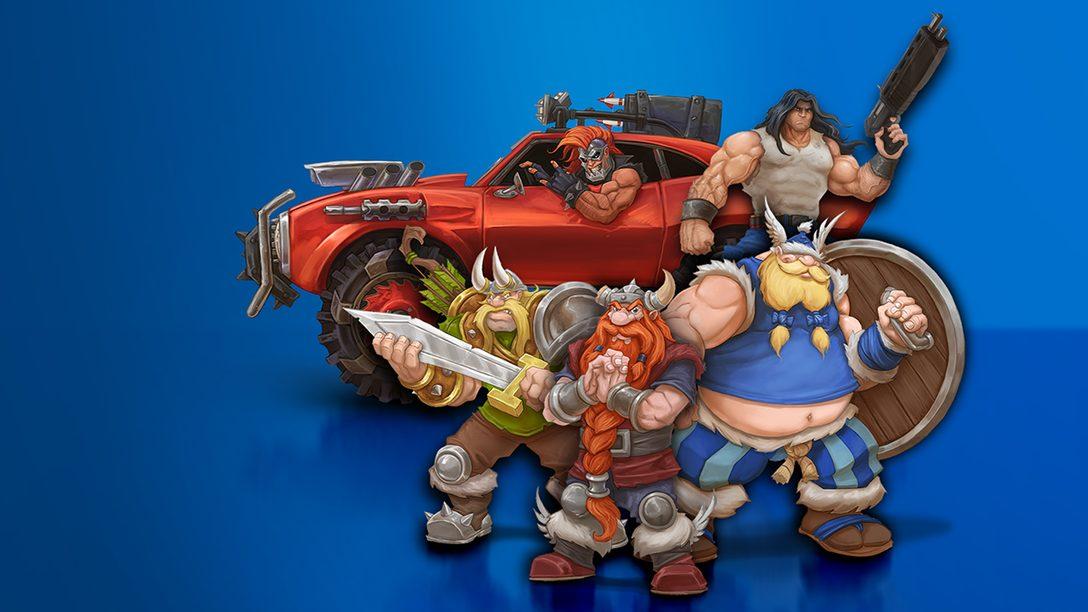 Que a nostalgia comece: a Coleção Arcade da Blizzard já está disponível para PS4 e PS5