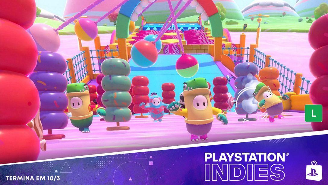 A promoção PlayStation Indies chega hoje na PlayStation Store