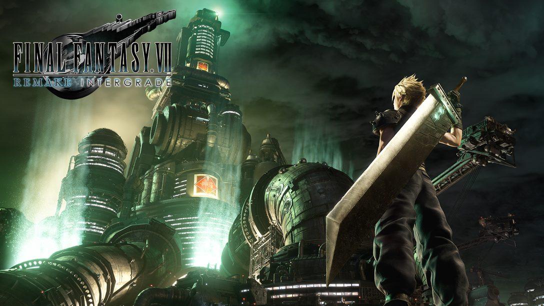 Final Fantasy VII Remake Intergrade chega ao PS5 em 10 de junho de 2021