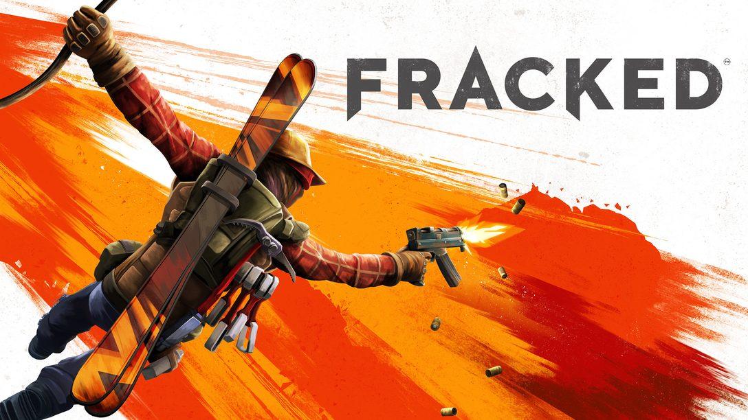 Fracked, jogo de ação e aventura para PS VR, será lançado no meio do ano