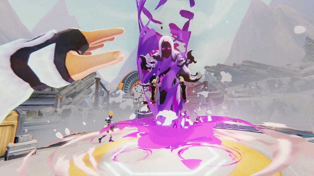 Zenith, um MMO inspirado pelos JRPGs, chega em breve para PS VR