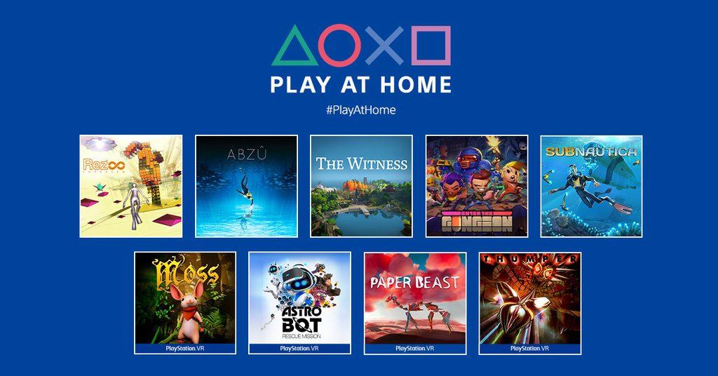 Atualização da iniciativa Play at Home 2021: 10 jogos gratuitos para baixar  – PlayStation.Blog BR
