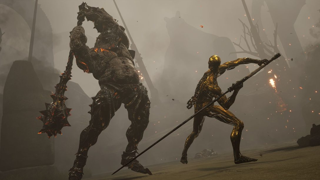 Mortal Shell: Enhanced Edition chega esta quinta para PlayStation 5