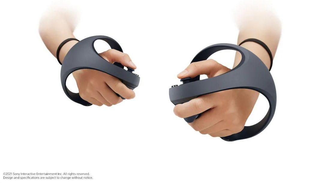 Realidade virtual da próxima geração: o novo controle VR para PS5