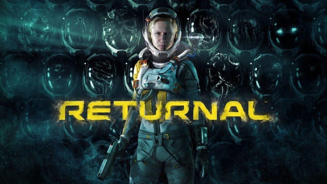 Returnal: prévia do gameplay