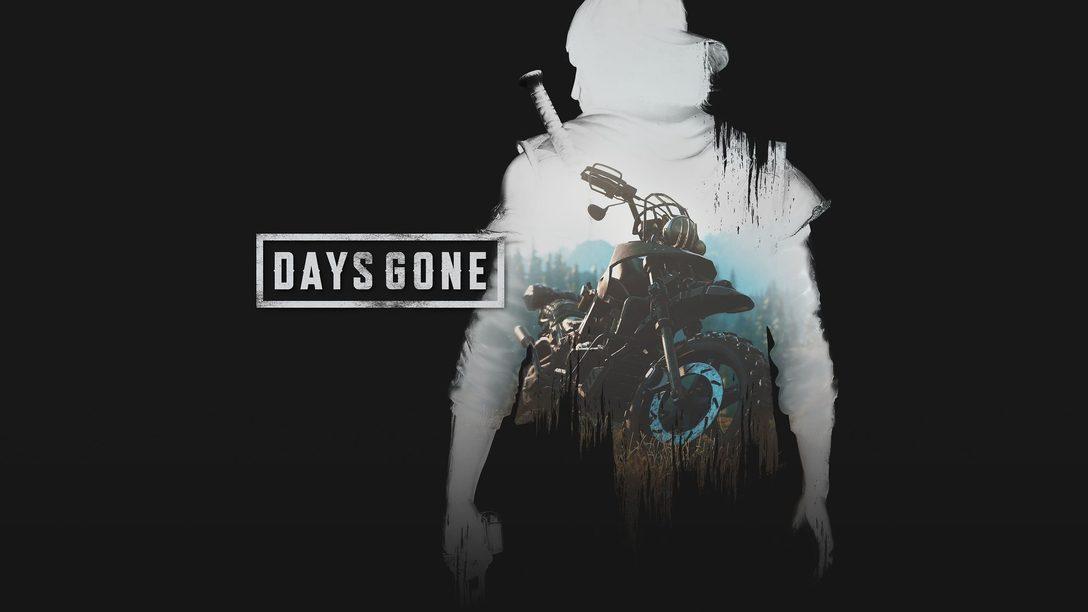 Gameplay de Days Gone para PC revelado, com lançamento dia 18 de maio