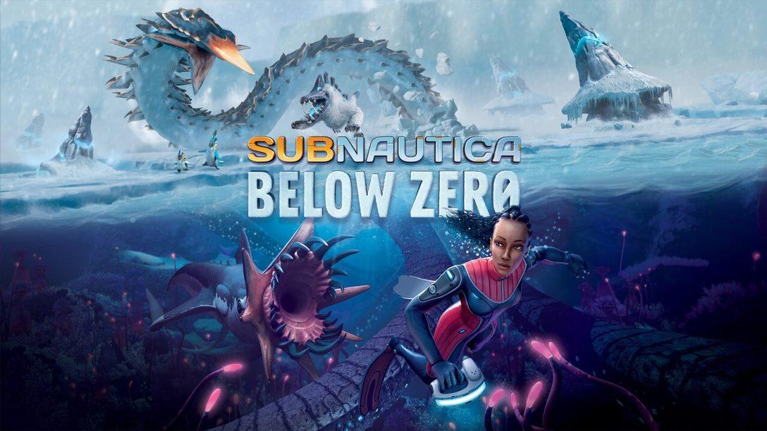 Novo gameplay de Subnautica: Below Zero revelado durante o State of Play