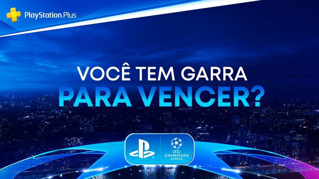 O concurso 'Você tem garra pra vencer?', da PlayStation, começa hoje!