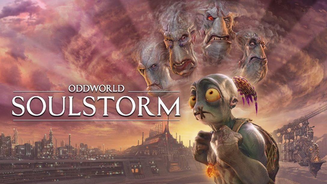 Oddworld: Soulstorm – saiba mais sobre os múltiplos finais e como melhorar seus pontos Quarma