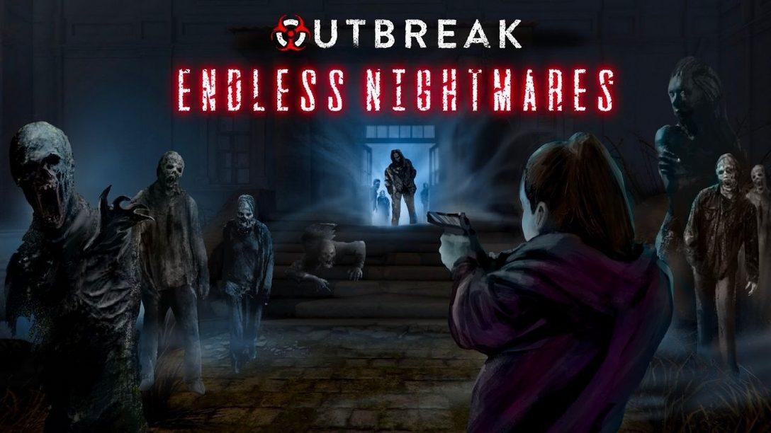 Outbreak: Endless Nightmares chega para PS5 e PS4 dia 19 de maio