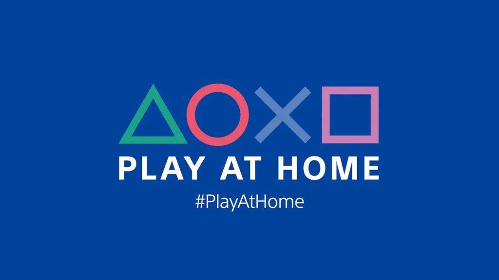 Atualização Play At Home: Conteúdo gratuito para seus games e mais
