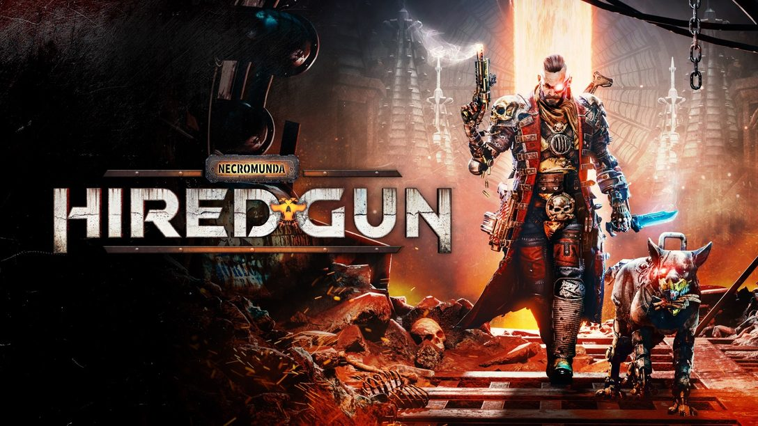O melhor amigo do homem se junta a você em Necromunda: Hired Gun