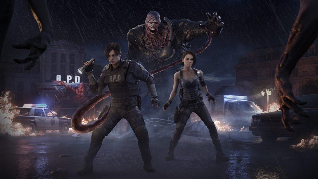 Resident Evil e Dead by Daylight: finalmente juntos no dia 15 de junho