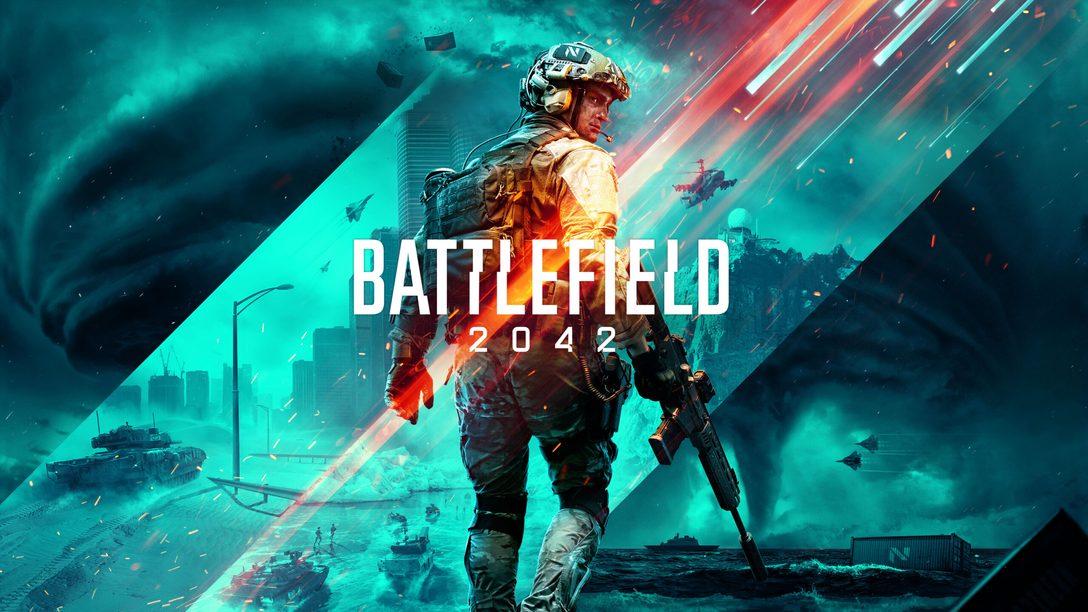 Battlefield 2042 chega dia 22 de outubro para PS4 e PS5: primeiros detalhes