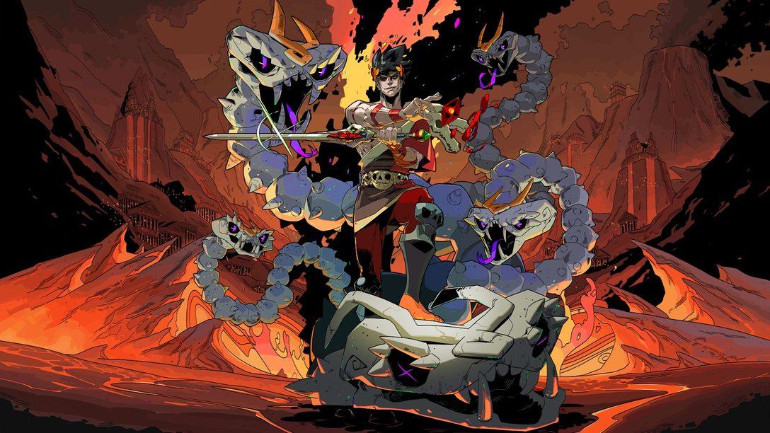 Hades chega dia 13 de agosto para PS4 e PS5