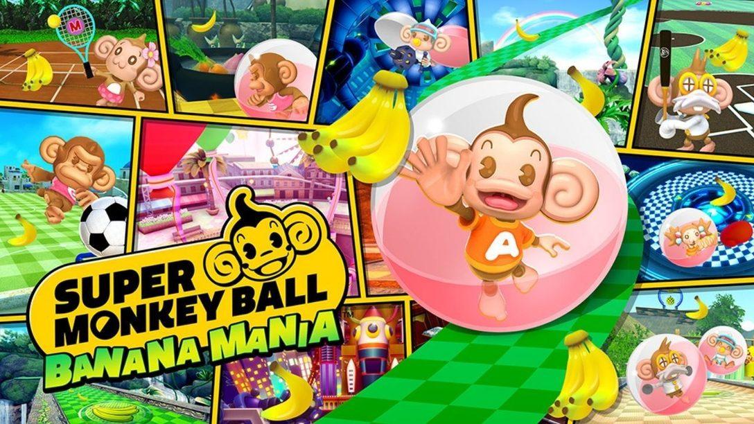 Super Monkey Ball Banana Mania comemora 20 anos de macacadas mágicas