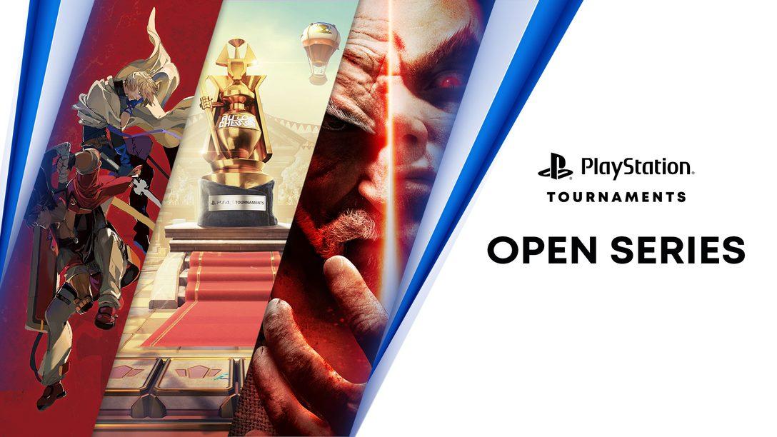 PS4 Tournaments: Open Series ganha mais três novos torneios