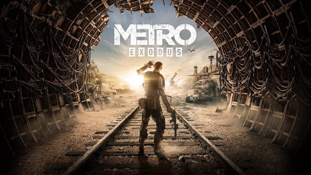 Metro Exodus para PS5: recuo, recarregamento, resistência e realismo