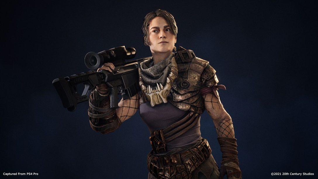 A sniper Isabelle chega em Predator: Hunting Grounds com o novo DLC