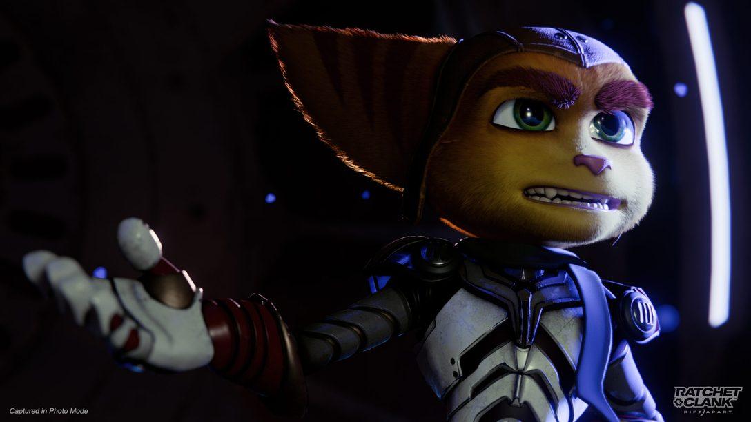 Trailer e dicas para o Photo Mode de Ratchet & Clank: Em Uma Outra Dimensão