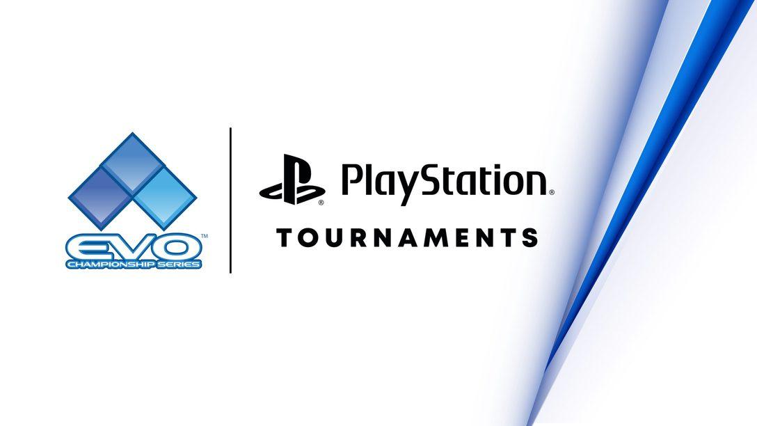 Apresentamos os Torneios PlayStation 4 da Evo Community Series