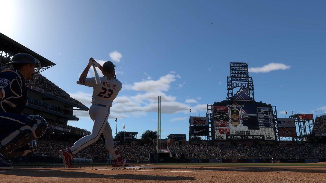 Festival de conteúdo MLB The Show 21 All-Star