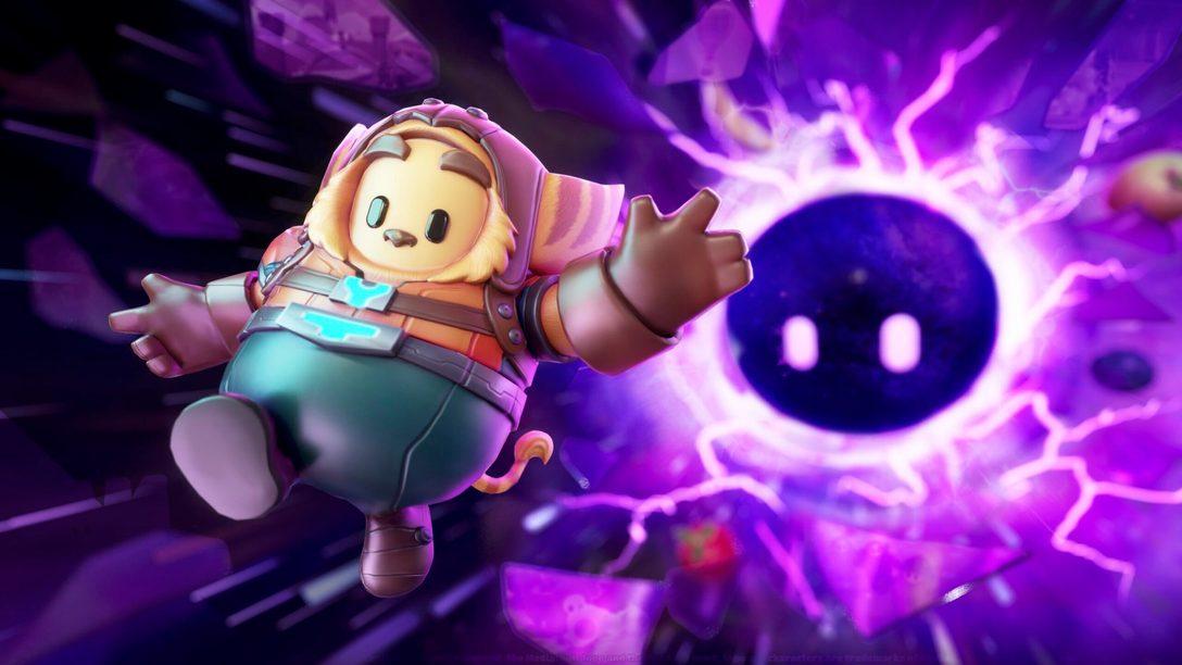 Ratchet & Clank chegam em Fall Guys com Eventos por Tempo Limitado e recompensas únicas