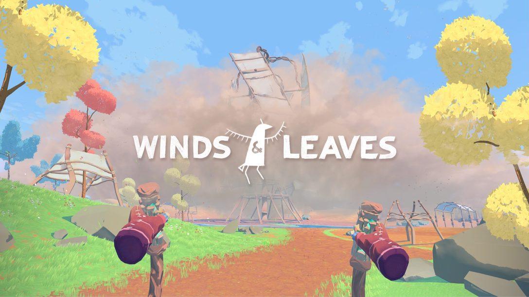 Winds & Leaves chega amanhã para PS VR