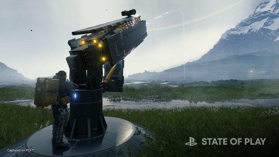 Death Stranding Director's Cut será lançado para PS5 em 24 de setembro de 2021