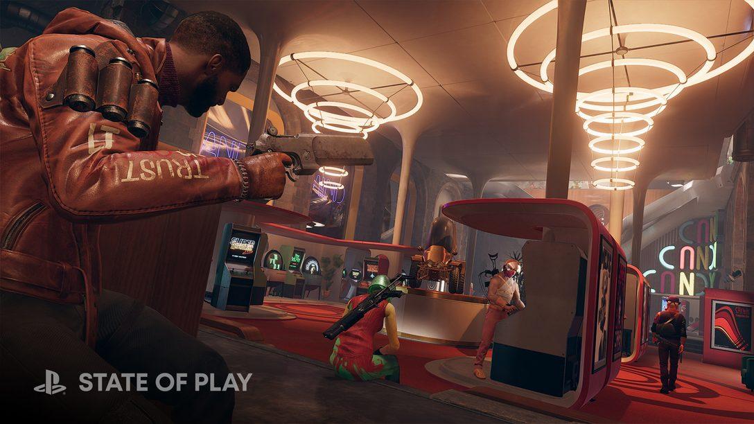 Deathloop: apresentação do gameplay estendido