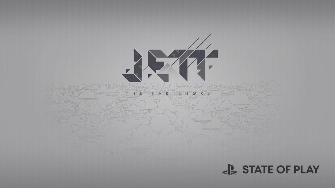Primeira prévia do gameplay de Jett: The Far Shore