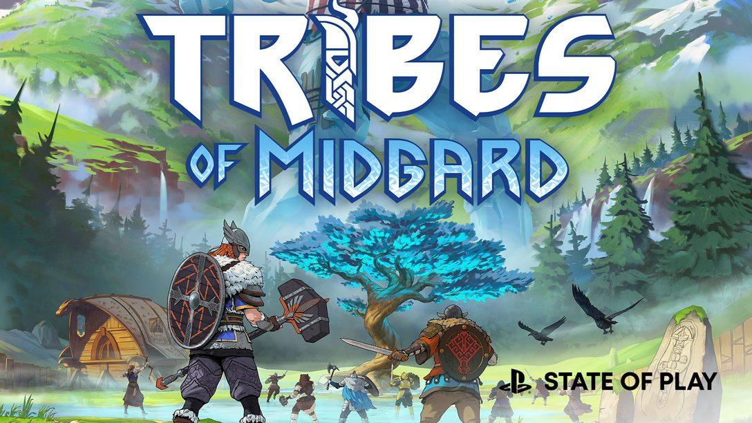 Tribes of Midgard: Revelamos os planos pós-lançamento
