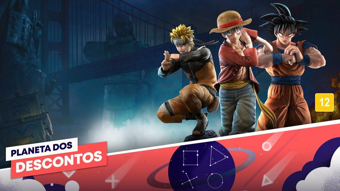 A promoção Planeta dos Descontos da PlayStation Store está de volta