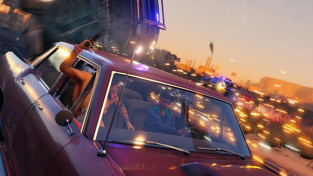 Reboot de Saints Row anunciado para PS5 e PS4, com lançamento em 2022 –  PlayStation.Blog BR