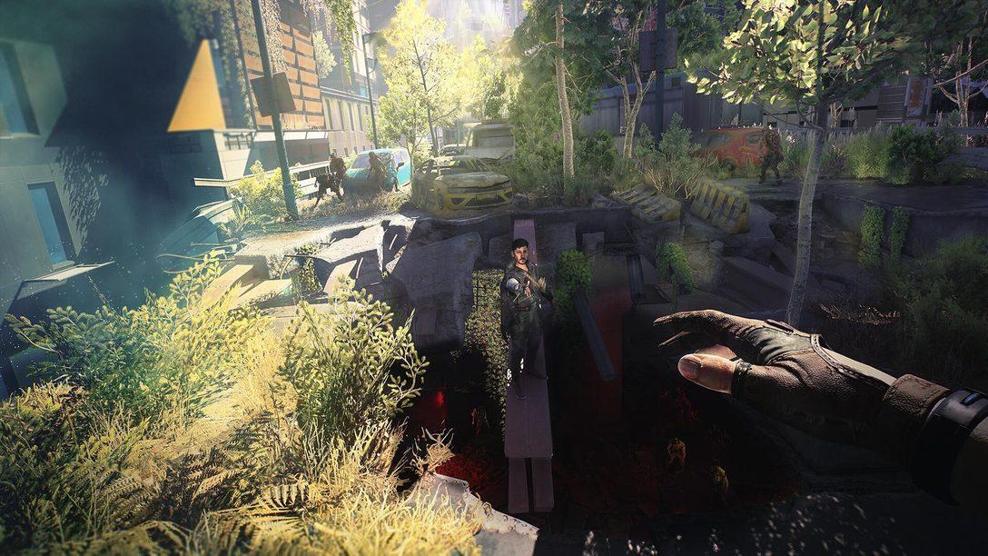 Explore os segredos da City em Dying Light 2 Stay Human