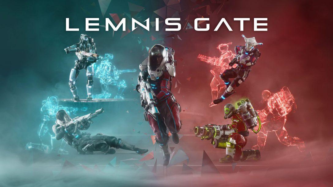 Lemnis Gate: unindo viagens táticas no tempo com tiros estratégicos
