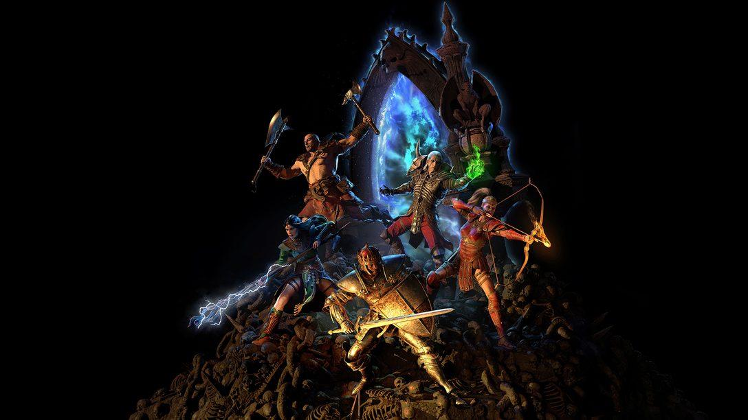 Você e seu grupo: dicas para criar um bom time em Diablo II: Resurrected