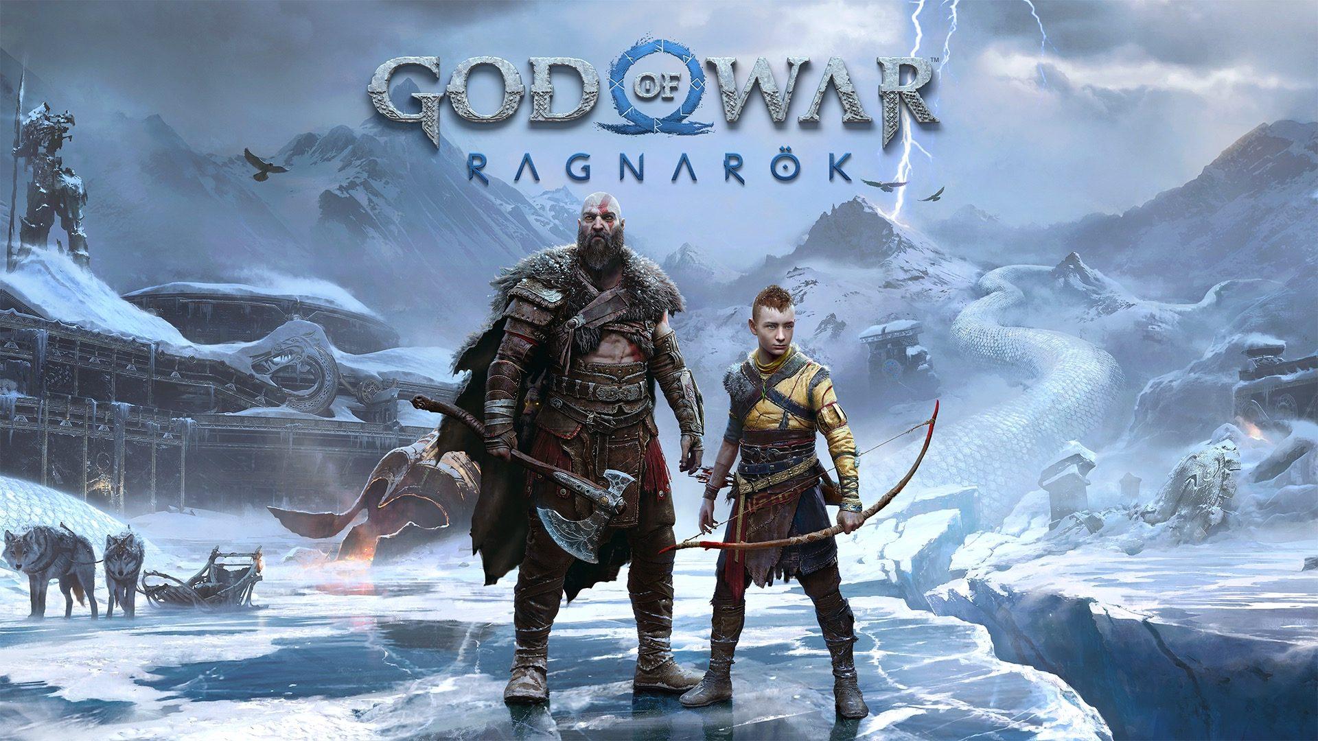 Primeira olhada em God of War Ragnarök – PlayStation.Blog BR