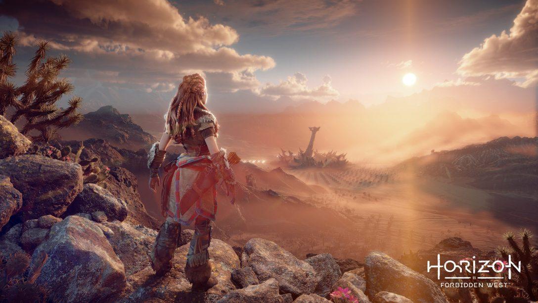 Horizon Forbidden West: A Evolução de Aloy