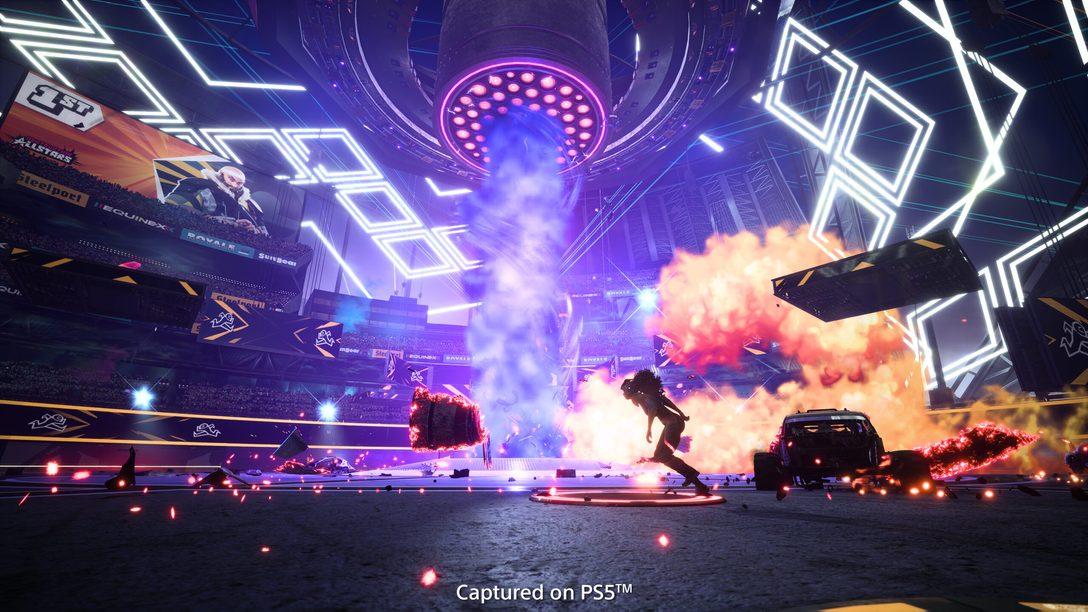 Novos modos de jogo chegam para Destruction AllStars