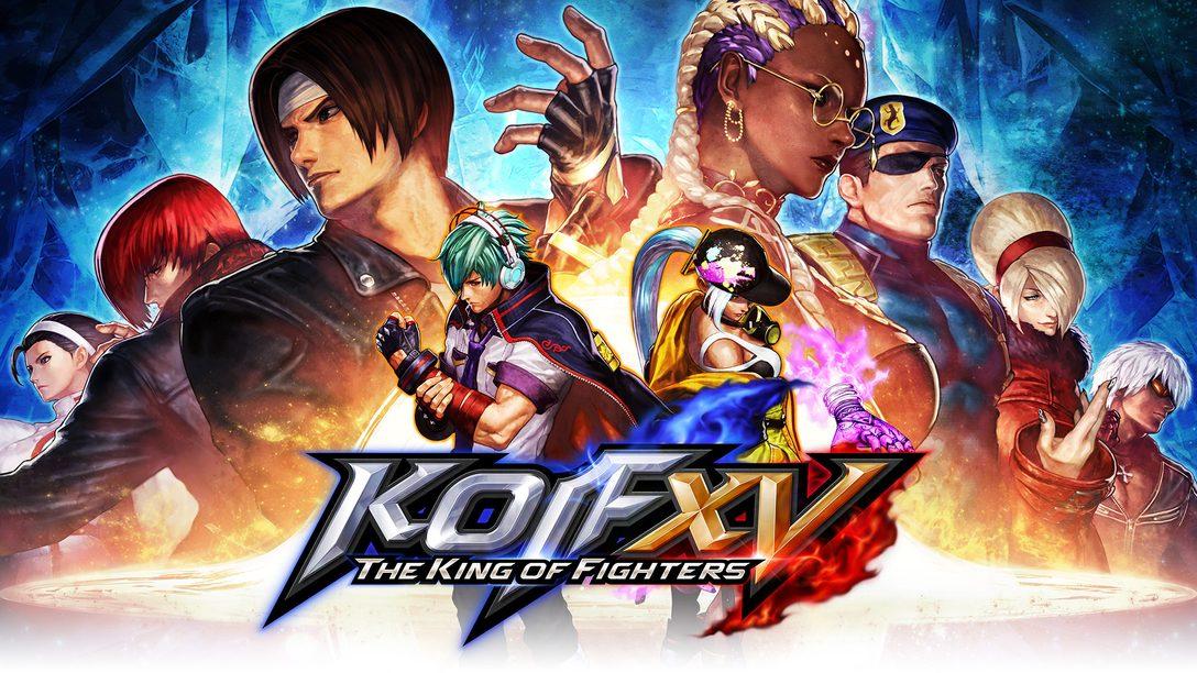Beta Aberto de King of Fighters XV anunciado