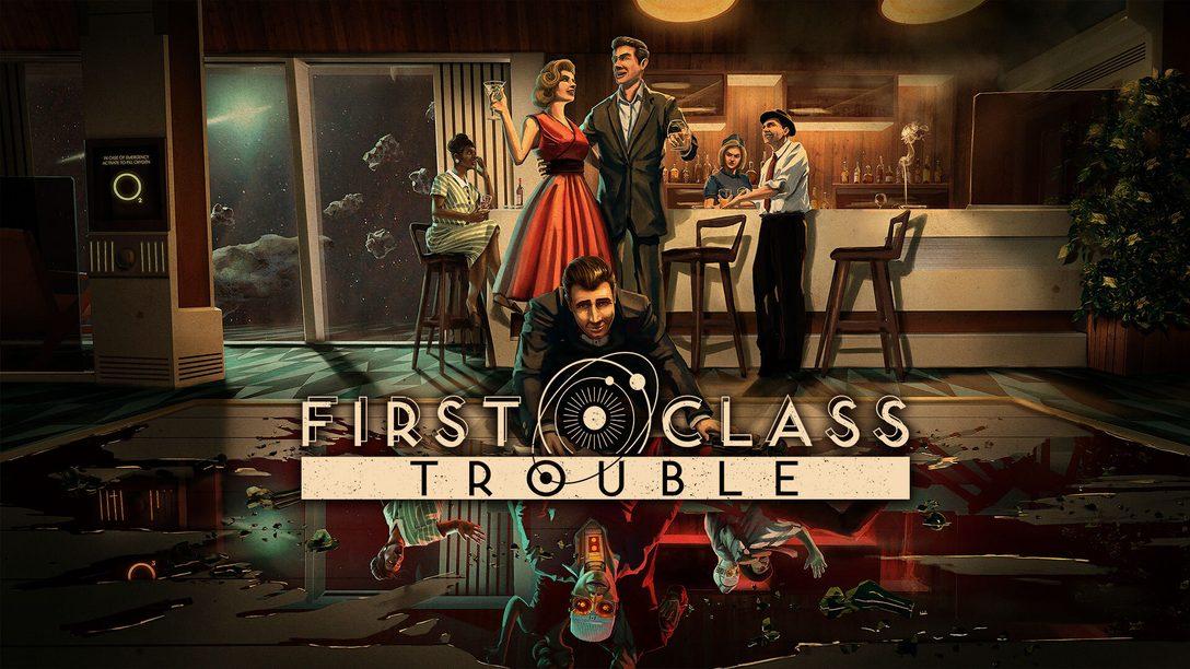 First Class Trouble – Um guia de sobrevivência para uma rebelião de IAs
